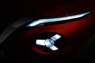 Кроссовер Nissan Juke показали на первом тизере
