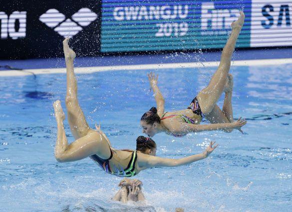 збірна україни з синхронного плачання чемпіони, синхронне плавання_1
