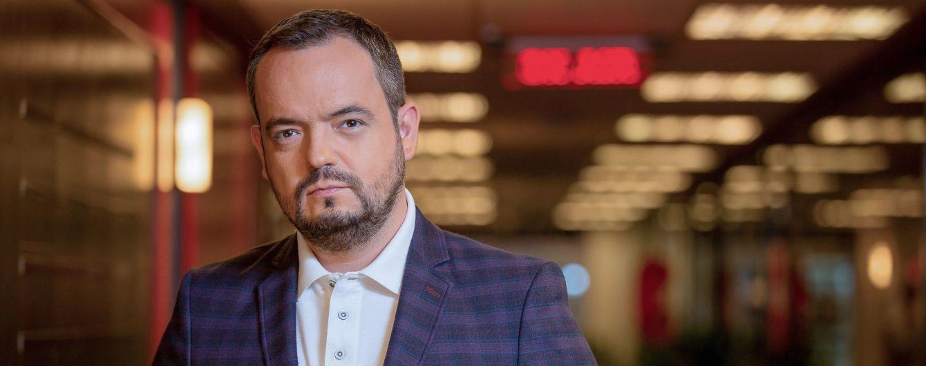 Телеміст Україна-РФ: генпродюсера NewsOne Голованова допитали в СБУ