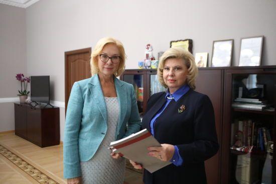 Денісова та Москалькова домовились про допуск незалежних лікарів до низки українських політв'язнів