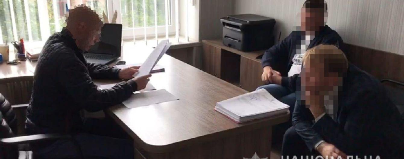 На Білоцерківщині кандидату у нардепи оголосили підозру через копіювання символіки іншої партії