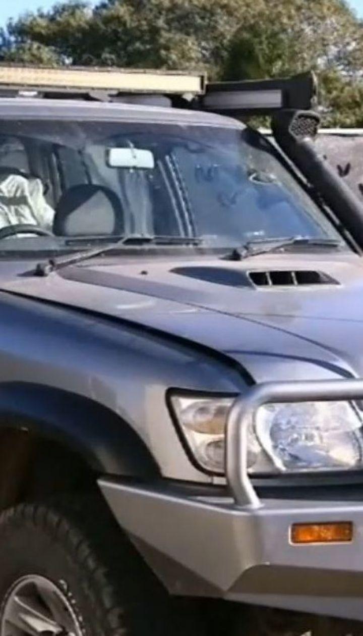 В Австралии дети проехали тысячу километров на угнанной у родителей машине
