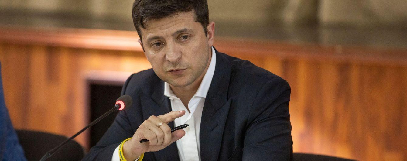 Зеленский подписал указ о повышении качества украинских дорог