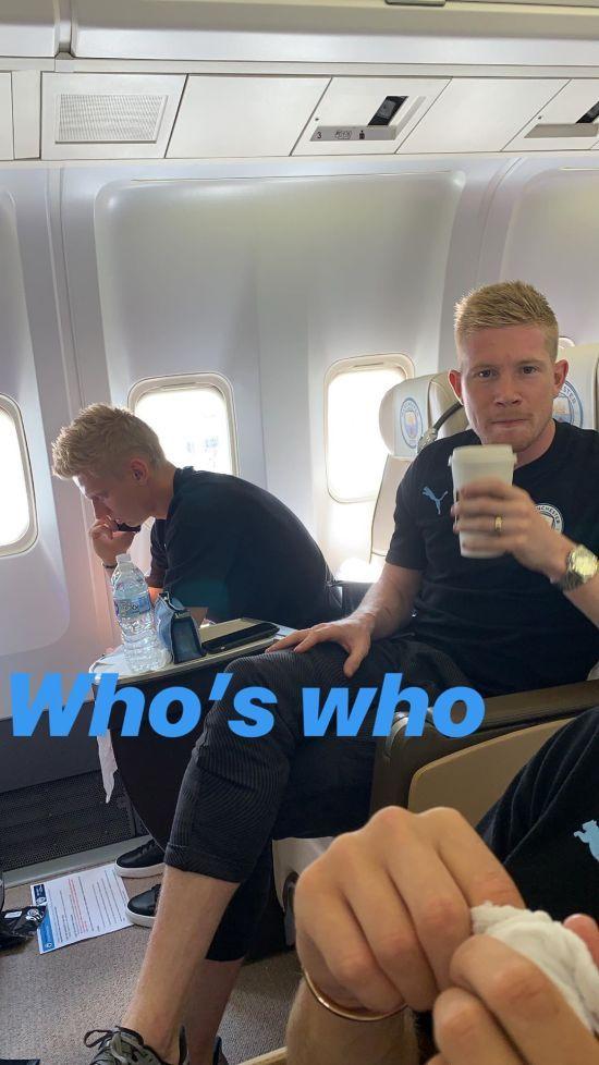 """""""Манчестер Сіті"""" із Зінченком нарешті вирушив до Китаю після двох перенесених рейсів"""