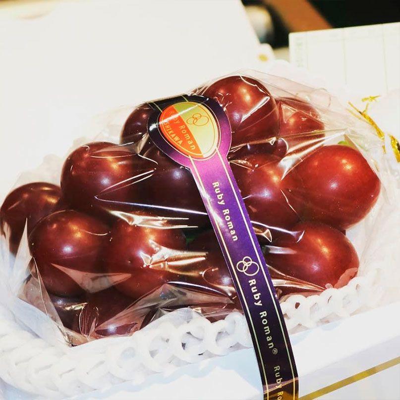 виноград японці 2