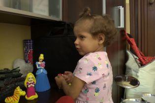 5-летняя дочь нацгвардейца нуждается в немедленной пересадке печени