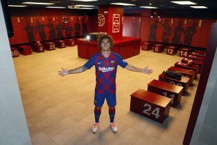 """""""Барселона"""" оспорит штраф за переговоры о трансфере Гризманна"""