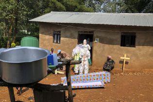 В Конго первый случай смертоносной Эболы в городе-миллионнике – погиб пастырь