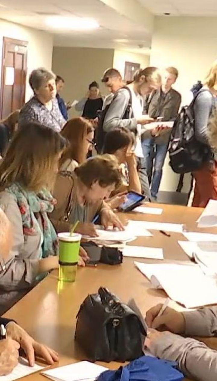 Вибори у Раду: сьогодні спливає термін зміни місця голосування