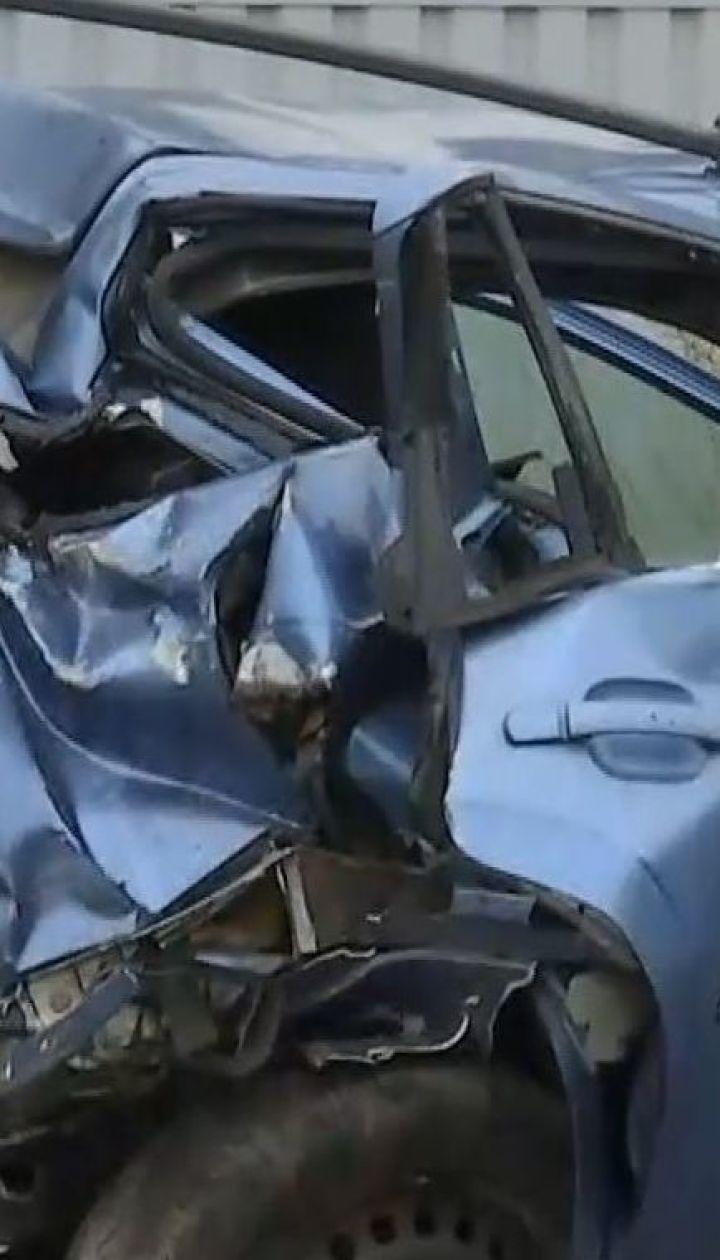 Троє людей загинули внаслідок ДТП на Житомирській трасі