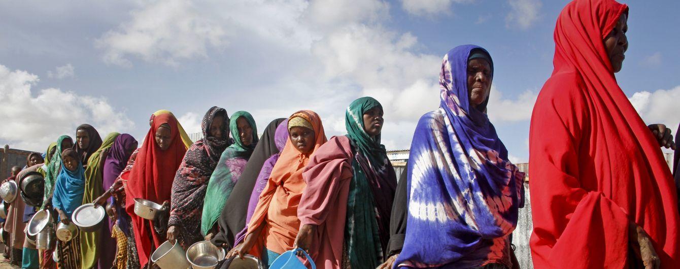 Кожна дев'ята людина в світі страждає від голоду, а кожна одинадцята - від ожиріння - ООН
