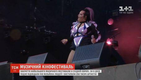 250 виконавців та півмільйона відвідувачів: у Києві відбувся масштабний фестиваль Atlas Weekend