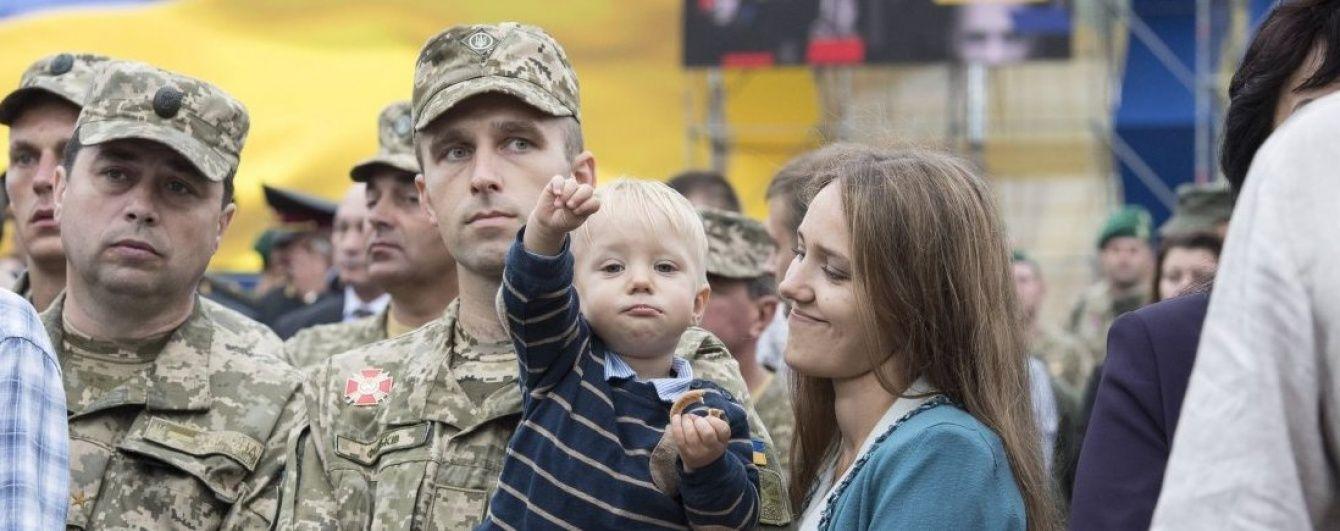 Без політики. Організатори розповіли деталі про Марш захисників на День Незалежності