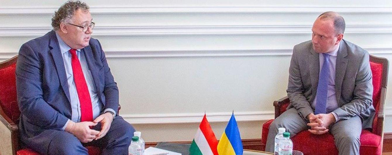 МИД призвал Венгрию не вмешиваться в украинские выборы