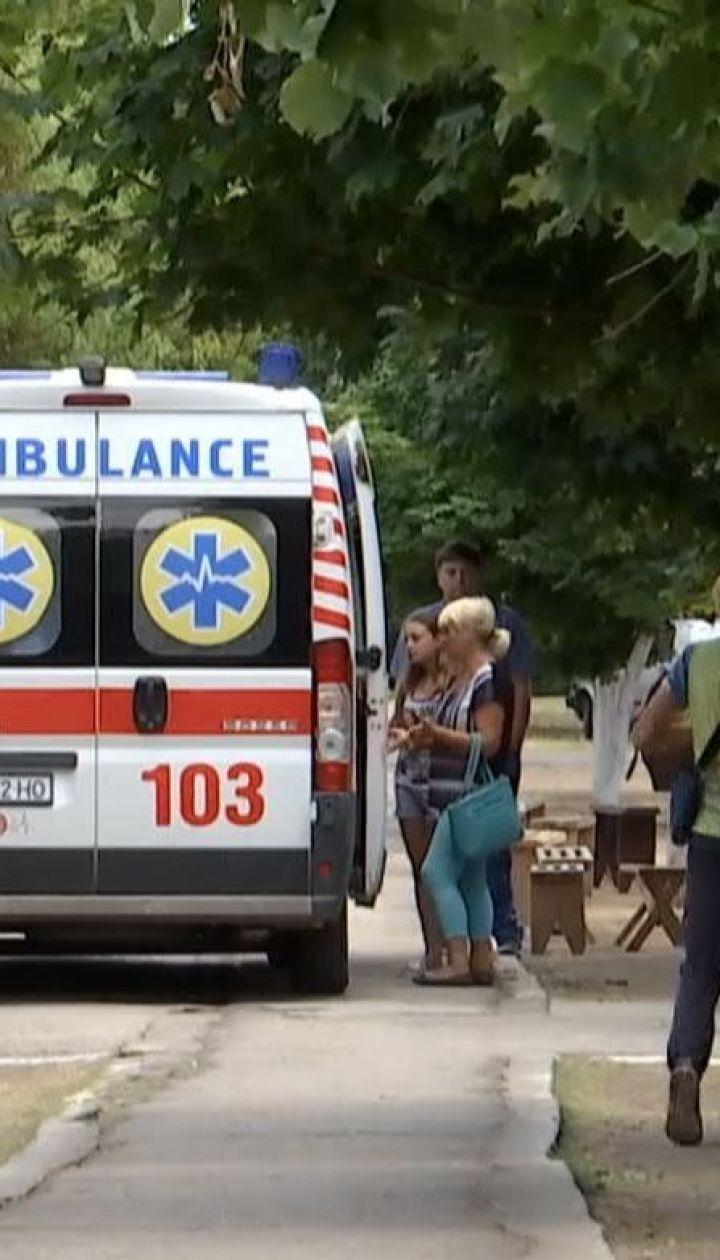 Лікарі встановили хворобу, яка спричинила масове отруєння дітей на Одещині