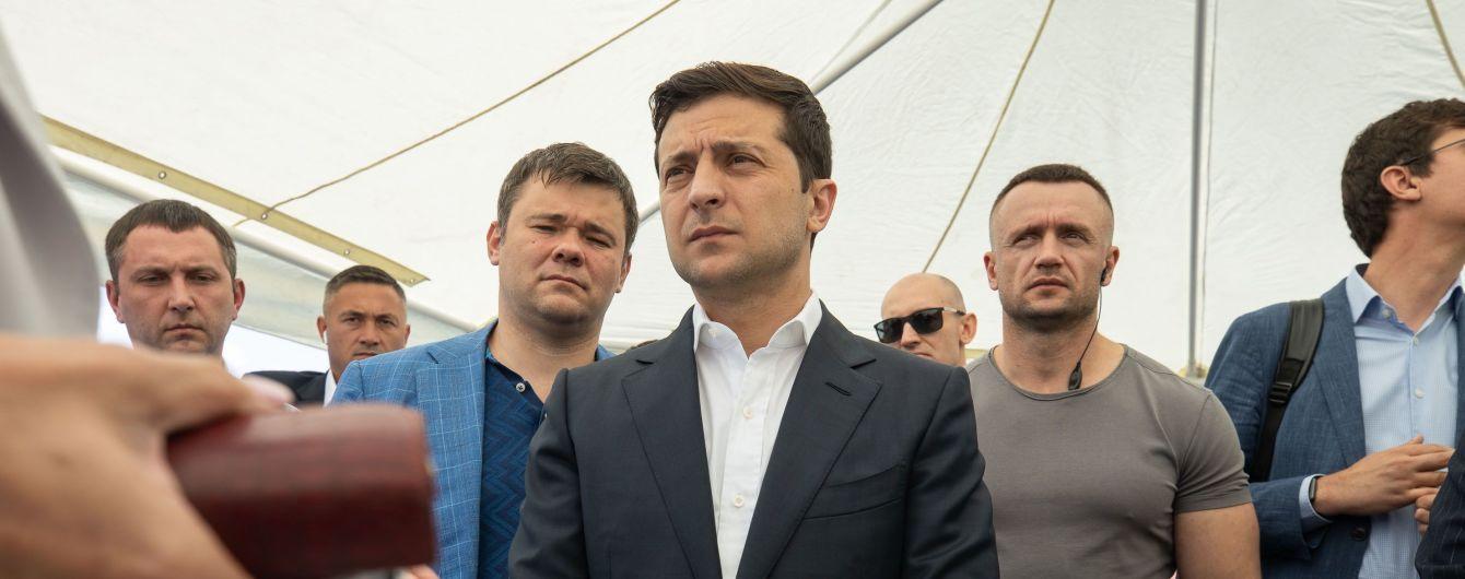 """Зеленский назначил чиновников в структуры безопасности и """"обезглавил"""" две столичные администрации"""