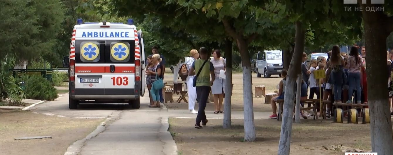 Отравление детей в лагере Одесской области: врачи установили болезнь