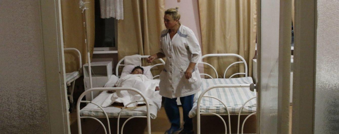 В очікуванні реформи стаціонарів: у лікарнях українців годують за 3 гривні на добу