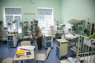 На Харьковщине женщина до смерти избила новорожденную дочь
