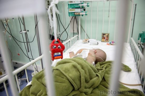 У Житомирській області коронавірус підтвердили у 7-місячної дитини