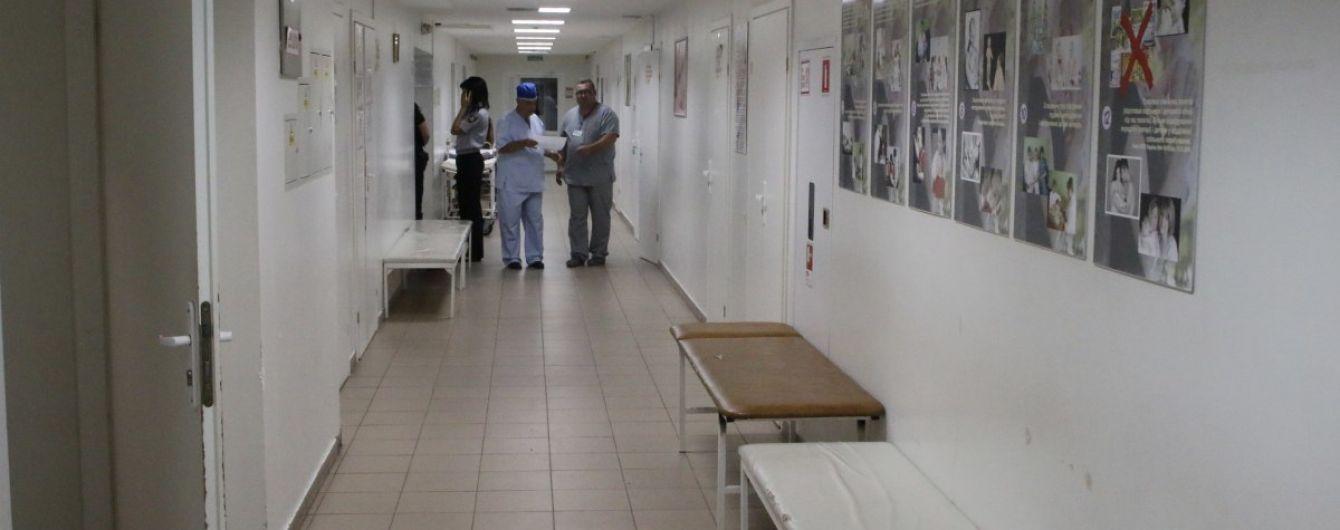 На Харьковщине с отравлением в больницу попала целая семья