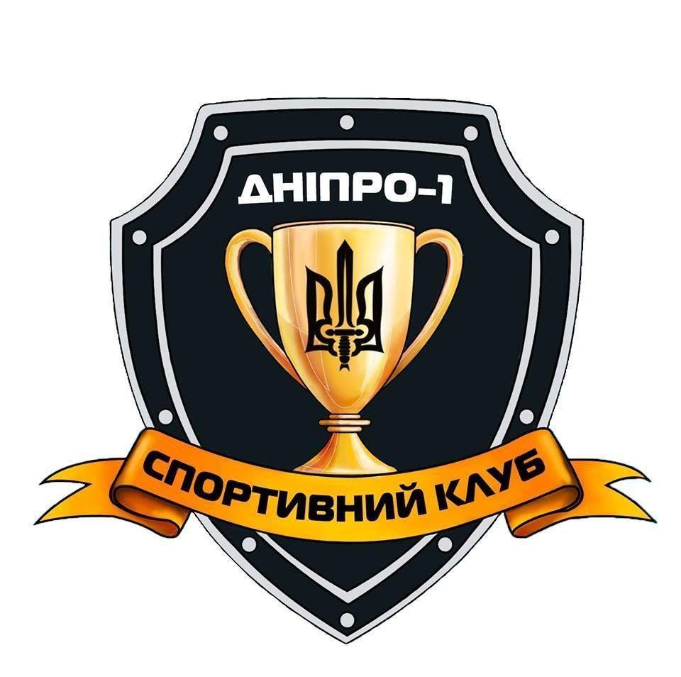 Емблема ФК «СК Дніпро-1»