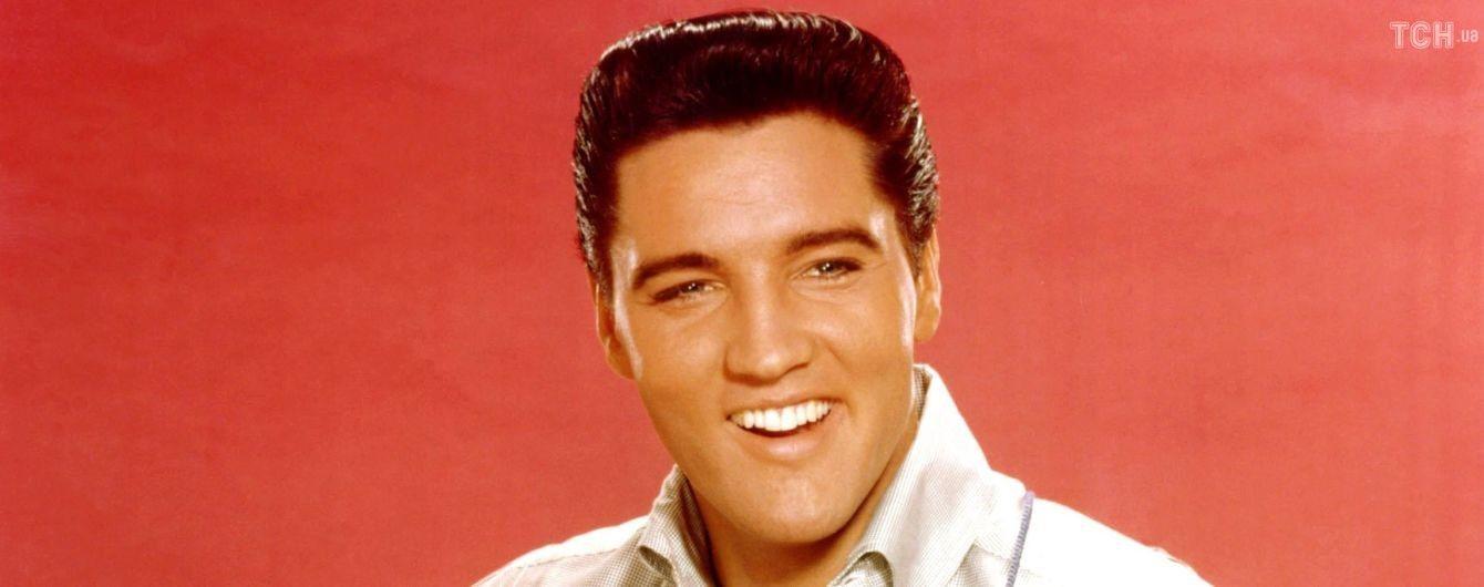 На роль легендарного Элвиса Пресли выбрали актера, похожего на него как две капли