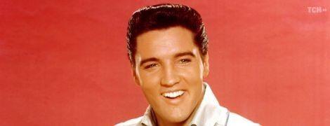 На роль легендарного Елвіса Преслі обрали актора, схожого на нього як дві краплі