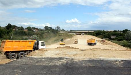 На Волыни ремонтируют важное шоссе в направлении границы с Польшей. Видео