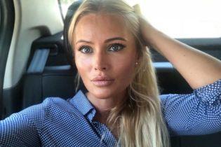 Скандальная Дана Борисова приехала в Киев несмотря на посещение оккупированного Крыма
