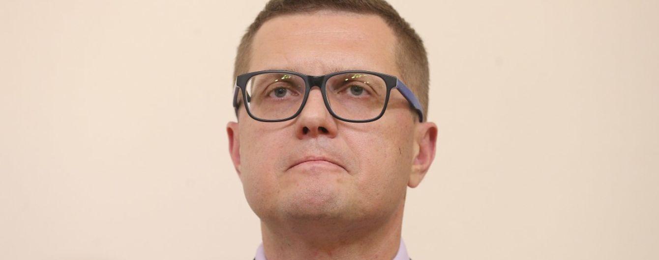 """Баканов заперечив тиск на """"1+1"""" і утиски свободи слова через обшуки СБУ"""