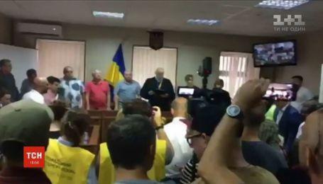 """Столичний суд відпустив під домашній арешт """"беркутівця"""", якого підозрюють у розстрілах на Майдані"""