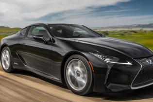 Автомобили Lexus получат автопилот в 2020 году