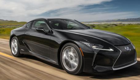 Автомобілі Lexus отримають автопілот уже 2020 року
