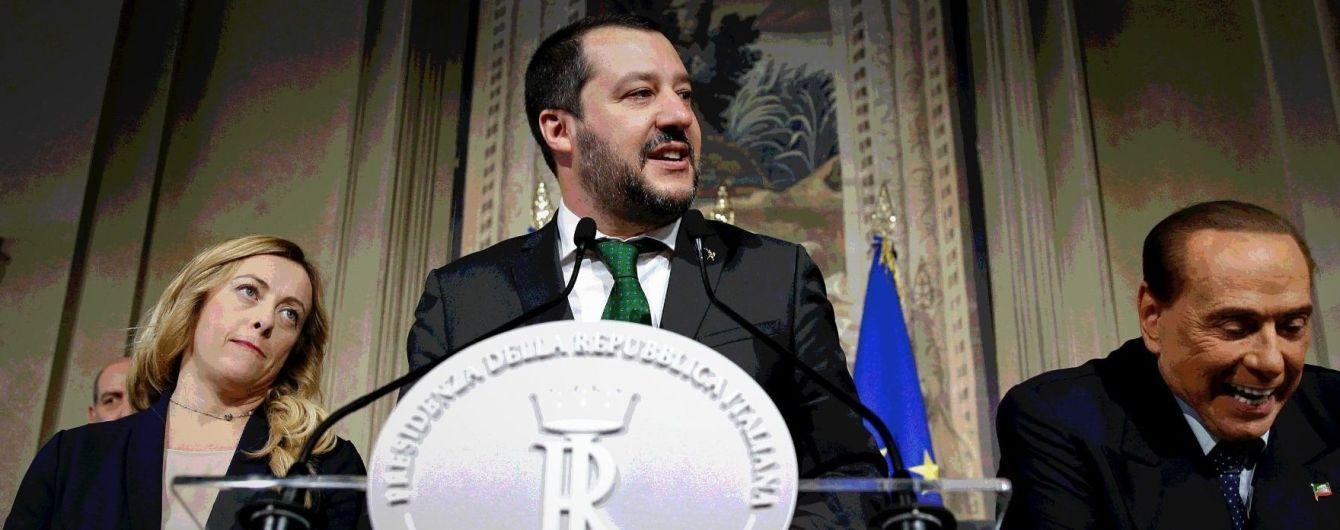 Скандальный вице-премьер Италии заявил, что его хотели убить украинцы