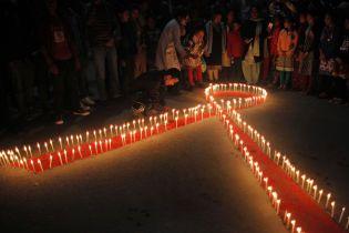 У світі смертність від СНІДу скоротилася. У Східній Європі кількість ВІЛ-інфікованих зросла на третину