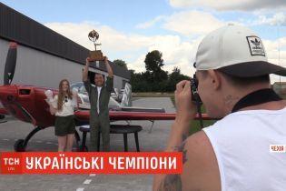 Українська збірна стала абсолютним чемпіоном світу з вищого пілотажу