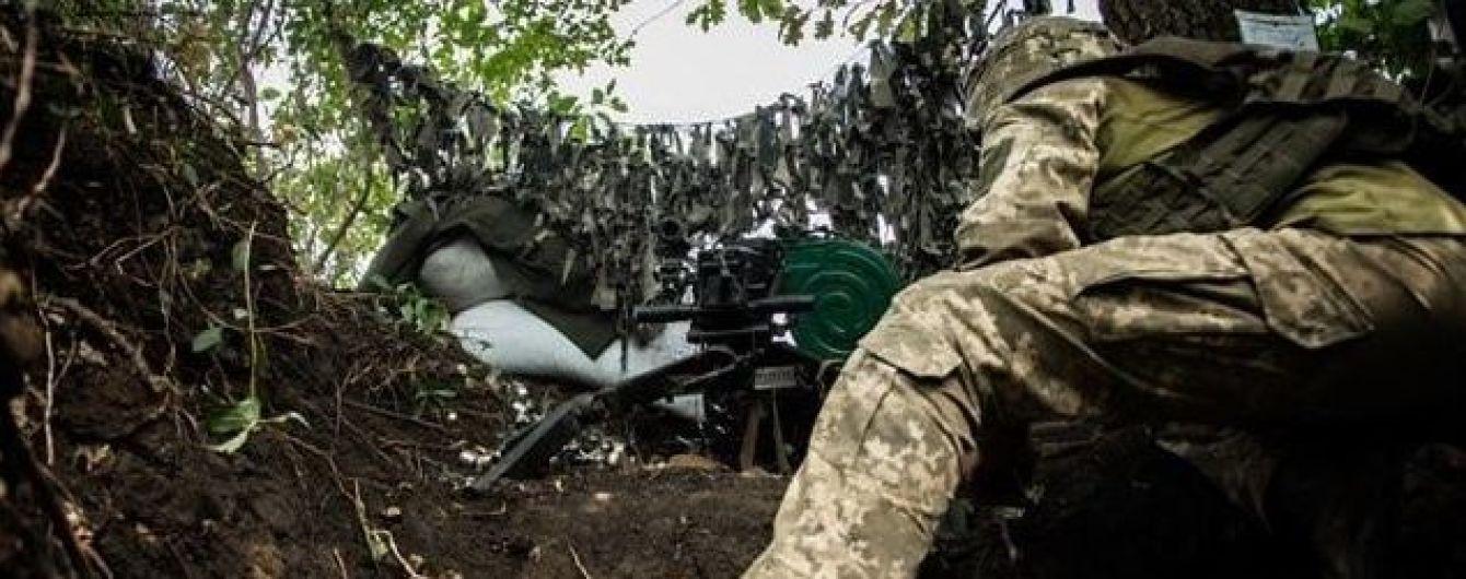 На Приазовье военные отбили атаку диверсионной группы и захватили российское оружие
