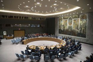 Радбез ООН щодо ситуації в анексованому Криму: що відбувається на засіданні
