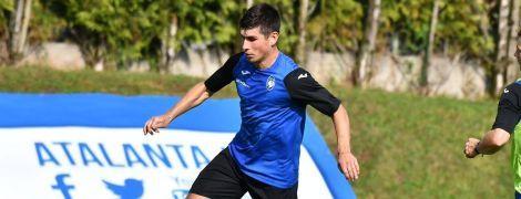 """Малиновський провів перше тренування в """"Аталанті"""" та розповів про цілі на наступний сезон"""
