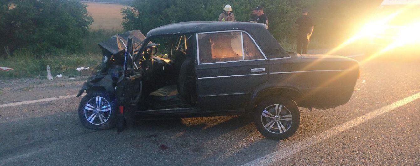 В автокатастрофе под Одессой погибли иностранцы