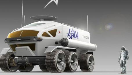 Toyota окончательно утвердила план по созданию лунохода
