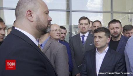 Зеленский призвал главу Николаевской ОГА уволиться