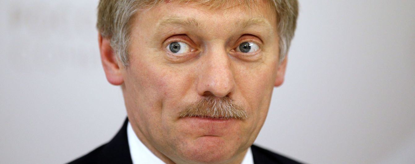 Речник Путіна заперечує проведення переговорів щодо обміну українських моряків