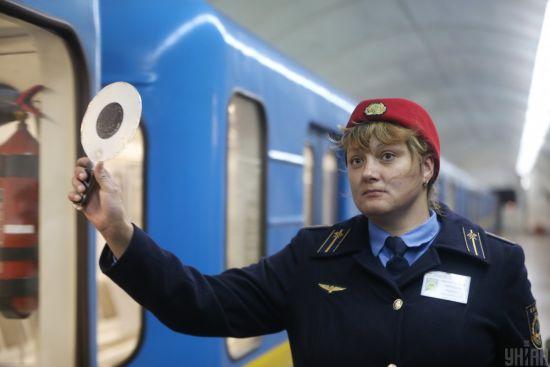 У Києві не працює частина червоної гілки метро