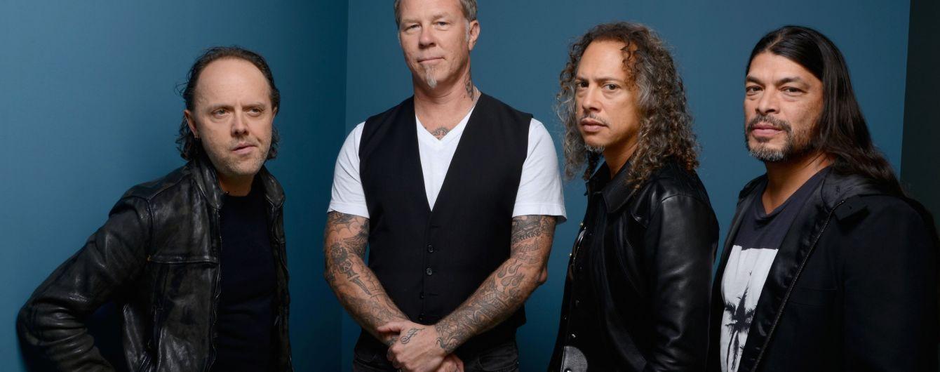 В ноябре выйдет детская книга известной американской рок-группы Metallica