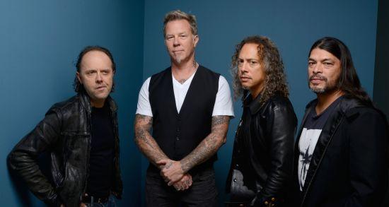 У листопаді вийде дитяча книжка відомої американської рок-гурту Metallica