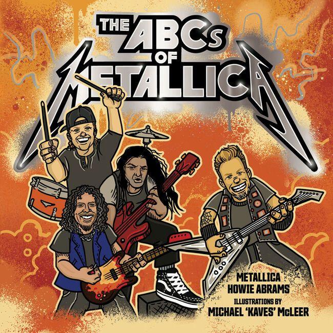 Metallica_детская книга
