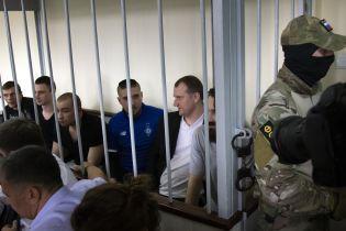 Суд в Москве оставил за решеткой всех 24 пленных украинских моряков