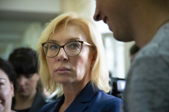 Денісова сподівається, що полонених українських моряків можуть відпустити під її особисте зобов'язання
